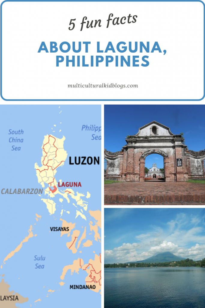 5 Fun Facts about Laguna province, Philippines