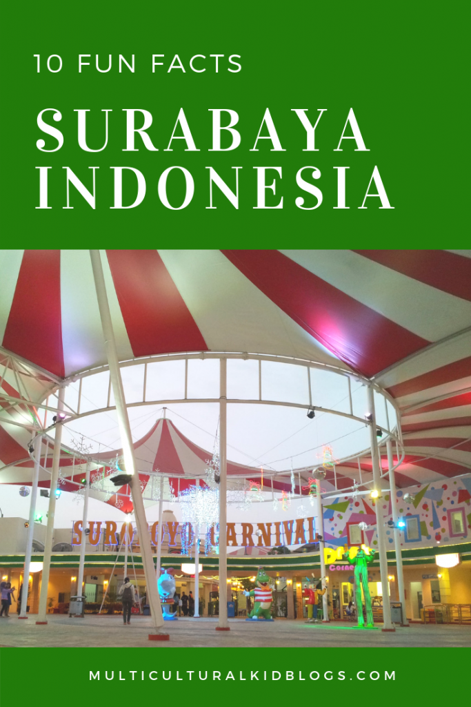 Fun Facts about Surabaya, Indonesia