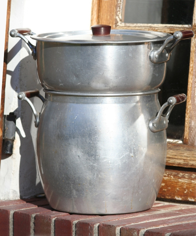 Couscous Steamer (Kiskas)