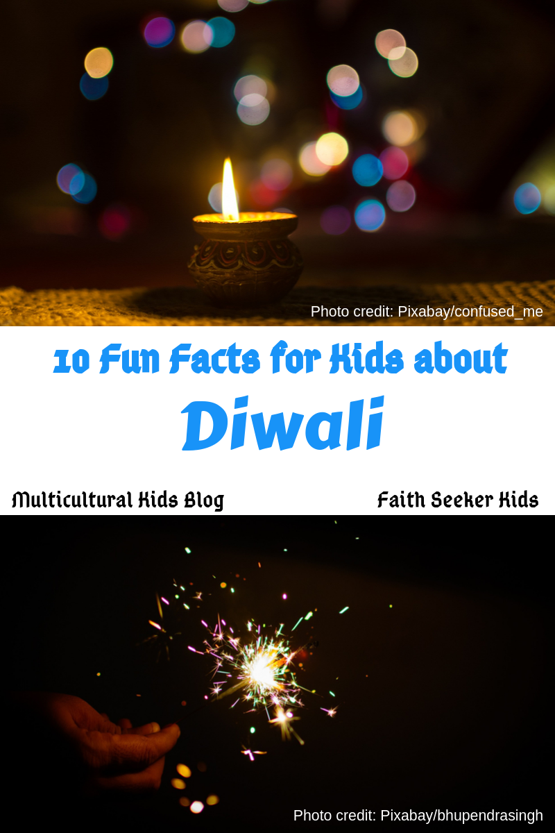 Discover 10 fun facts about Diwali for kids. Diwali is the celebration of light over darkness, and a Hindu/Indian cultural event enjoyed around the globe.