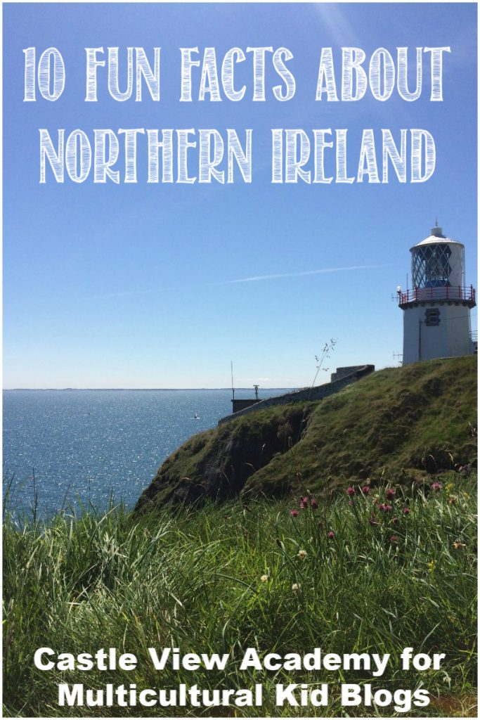 10 Fun facts about Northern Ireland