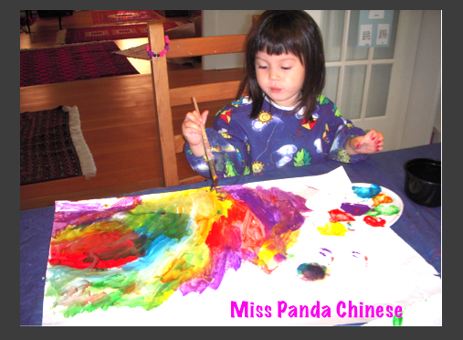 introducing a second language to your child | Miss Panda Chinese