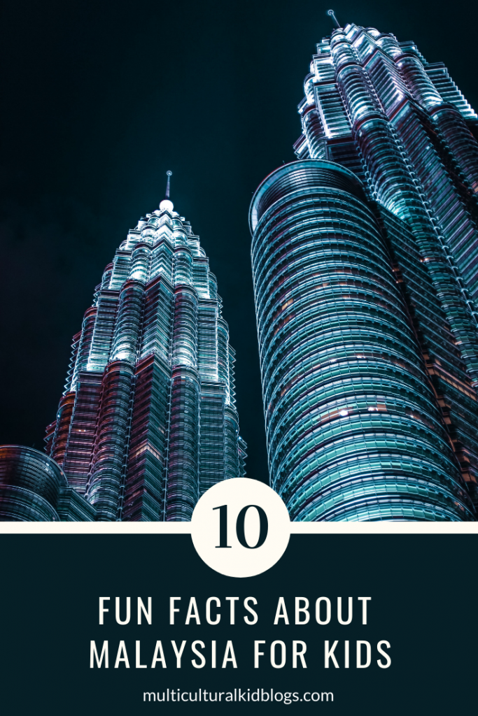 10 fun facts about Malaysia for kids