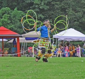 Winner of the National Hoop Dance | Honoring Native American Heritage Month with Kids