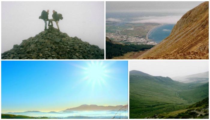 Slieve Donnard, Northern Ireland's Highest Point with Castle View Academy