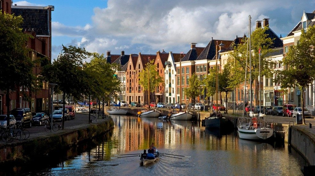 Netherlands Groningen