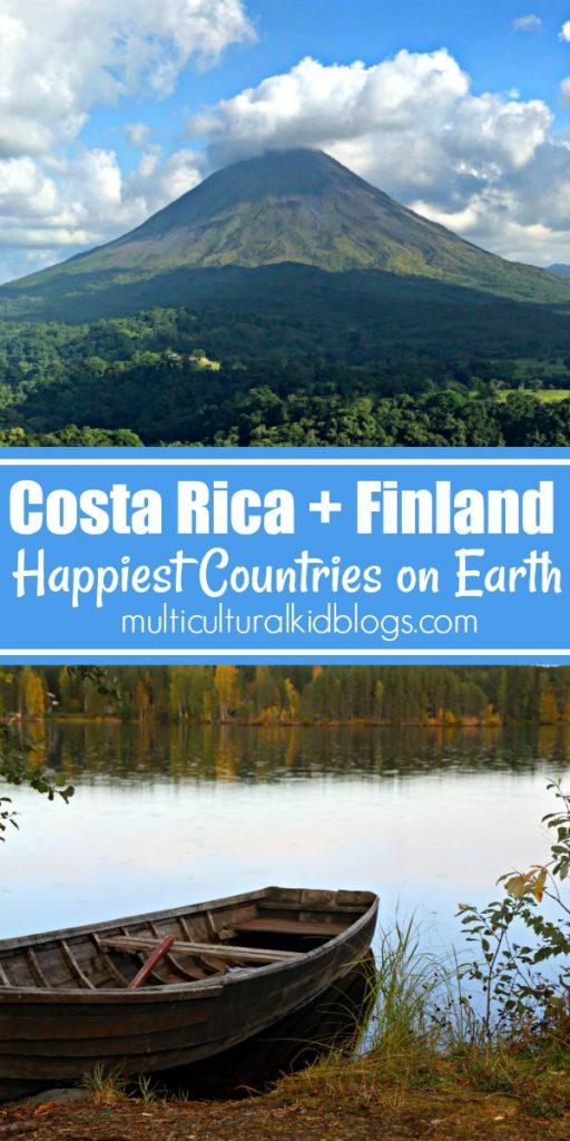 Costa Rica + Finland