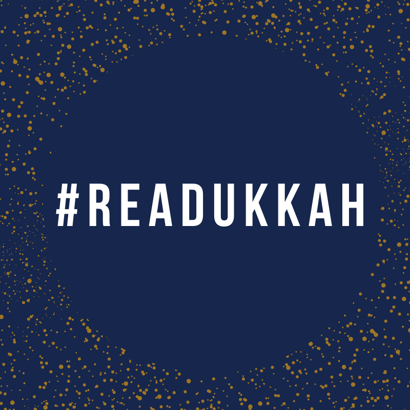 Participate in the #Readukkah challenge with these Hanukkah books with modern settings