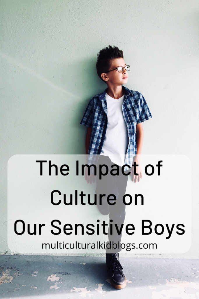 The Impact of Culture on Our Sensitive Boys