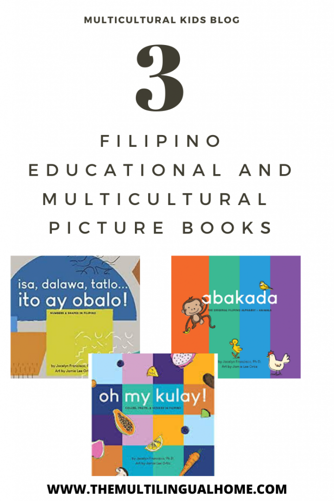 Filipino multicultural picture books | Multicultural Kid Blogs