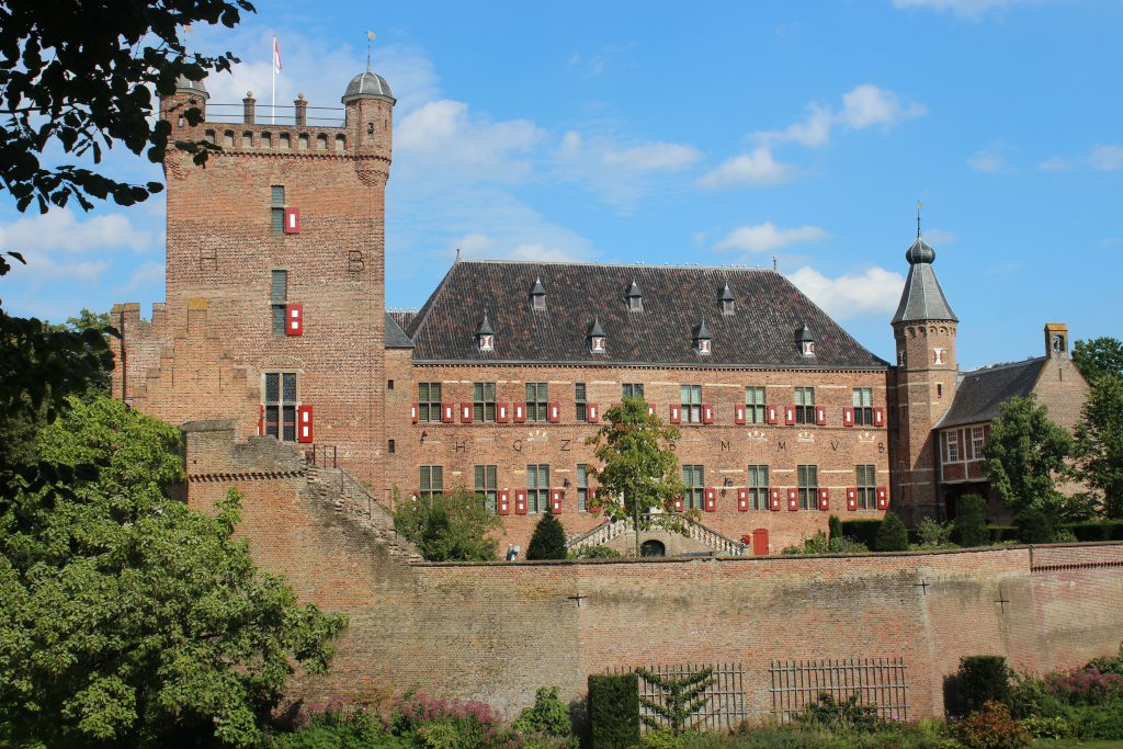 Kasteel Huis Bergh in s'Heerenbergh