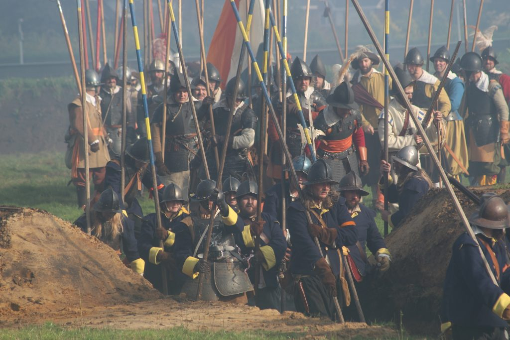 The Battle of Grolle