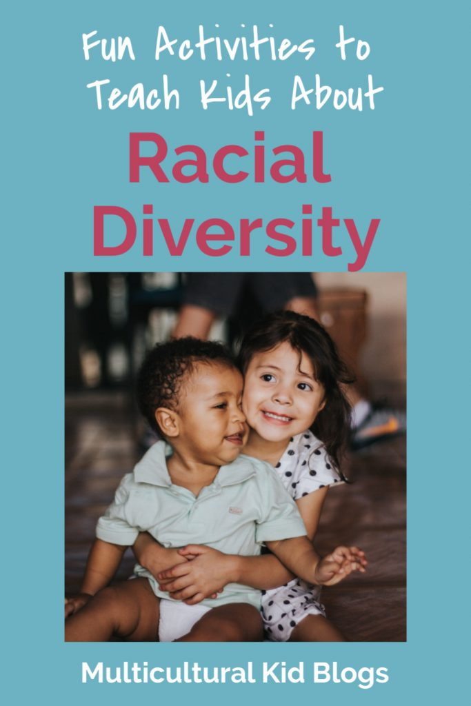 Fun Activities to Spark Conversations About Racial Diversity