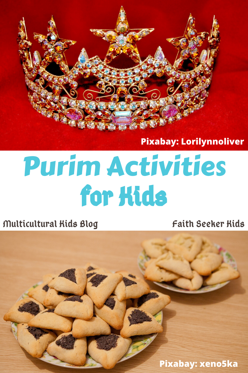 Purim activities for kids