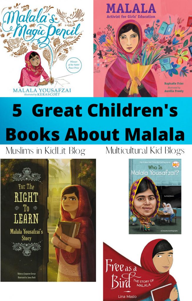 Childrens Books Malala
