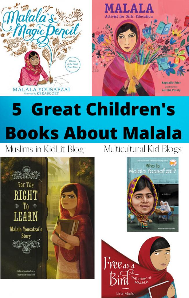 Childrens Books Malala