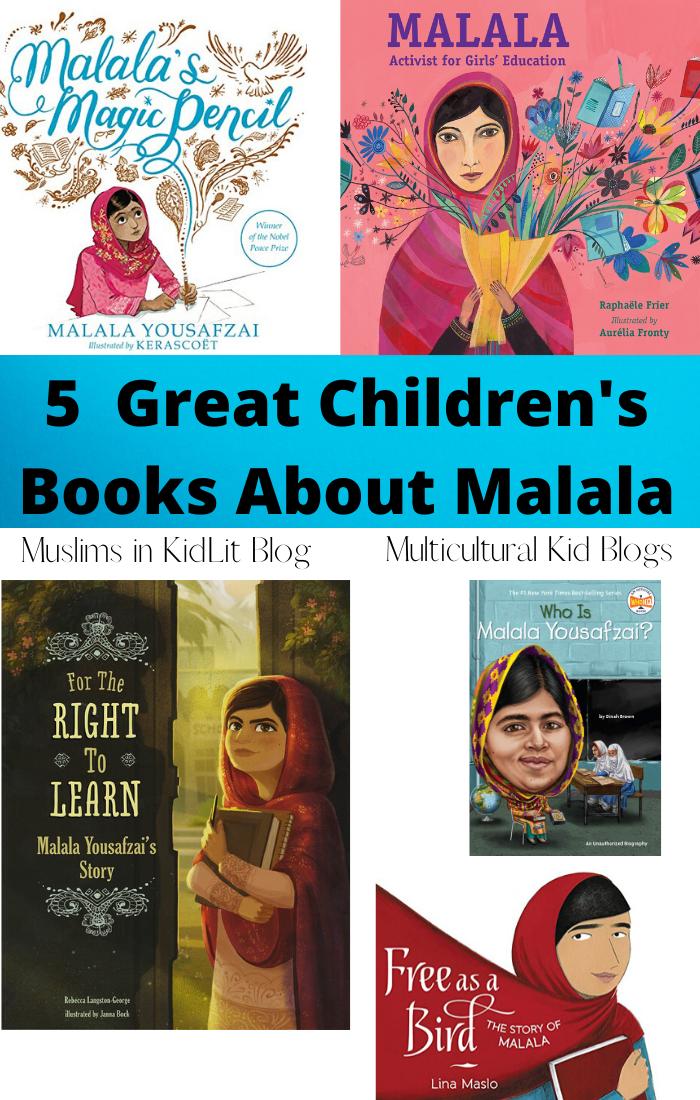 Children's Books Malala