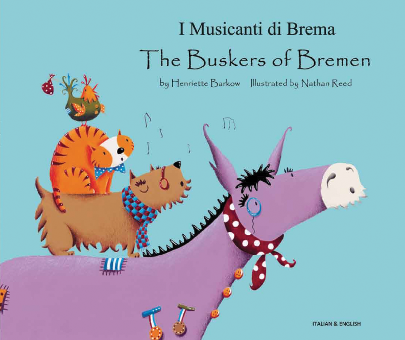 "Language Lizard's ""The Buskers of Bremen"""