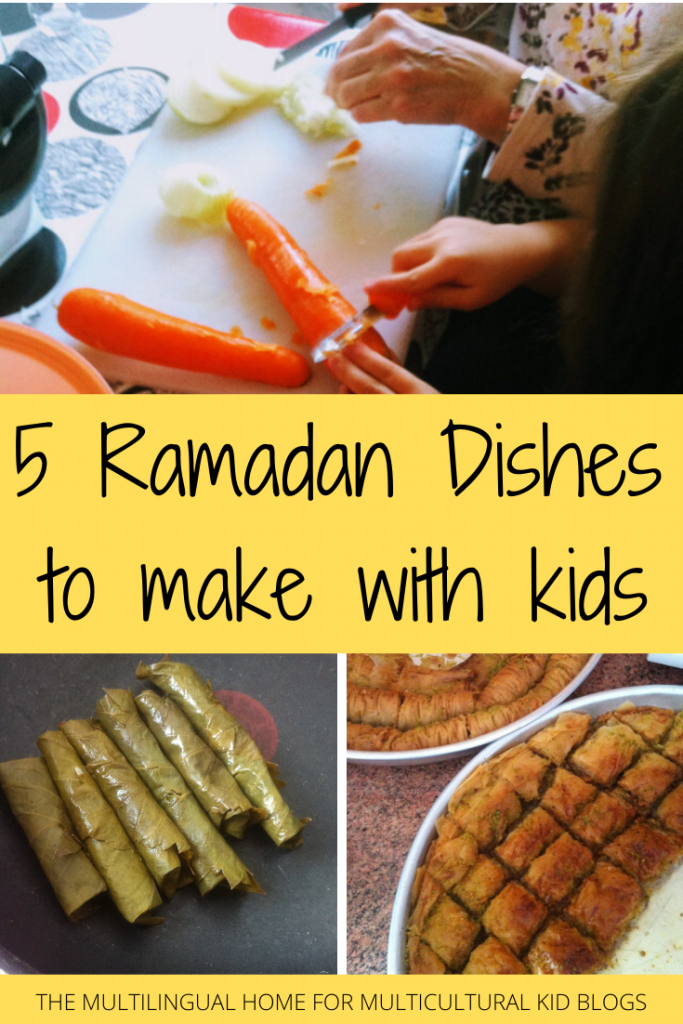 Ramadan Dishes to Make with Kids