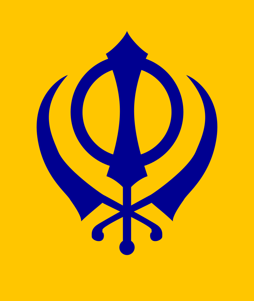 Sikhism symbol (Khanda) | Multicultural Kid Blogs