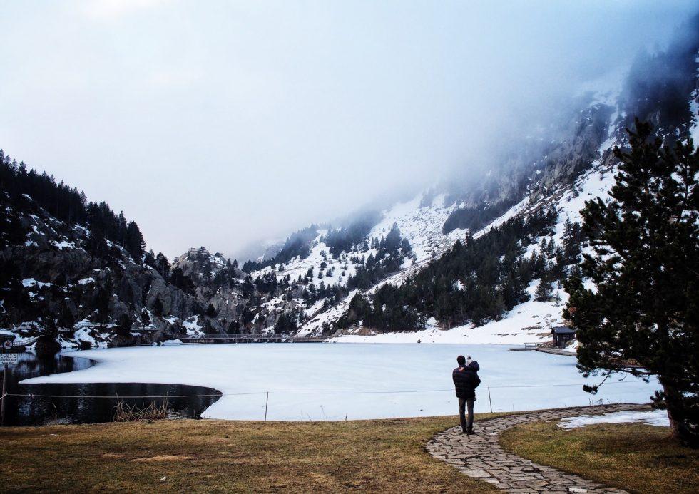 Train & Snow