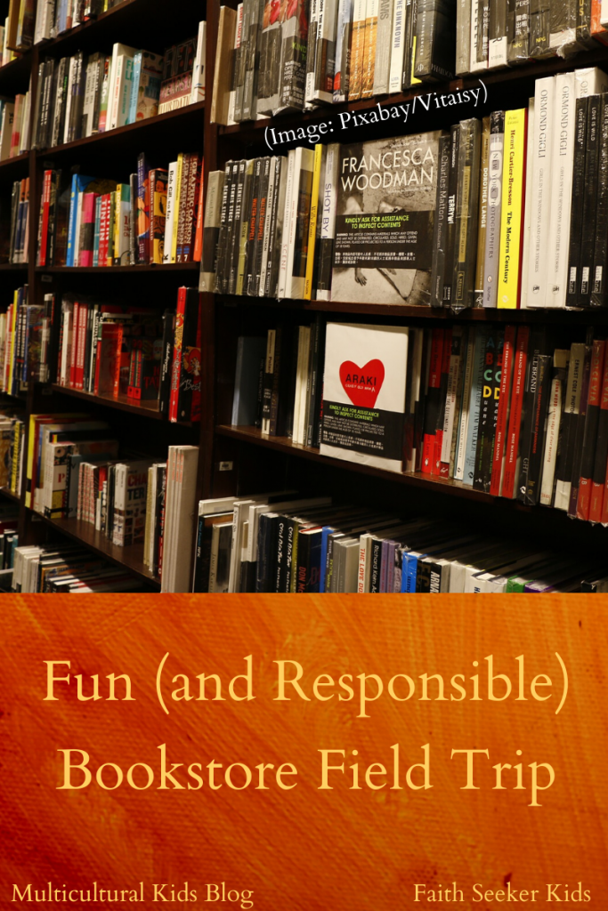 A Fun (and Responsible) Bookstore Field Trip
