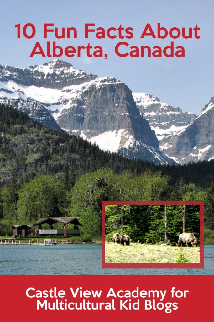 10 Fun Facts About Alberta, Canada from Castle View Academy for Multicultural Kid Blogs