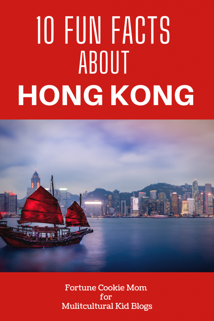 10 fun facts about Hong Kong