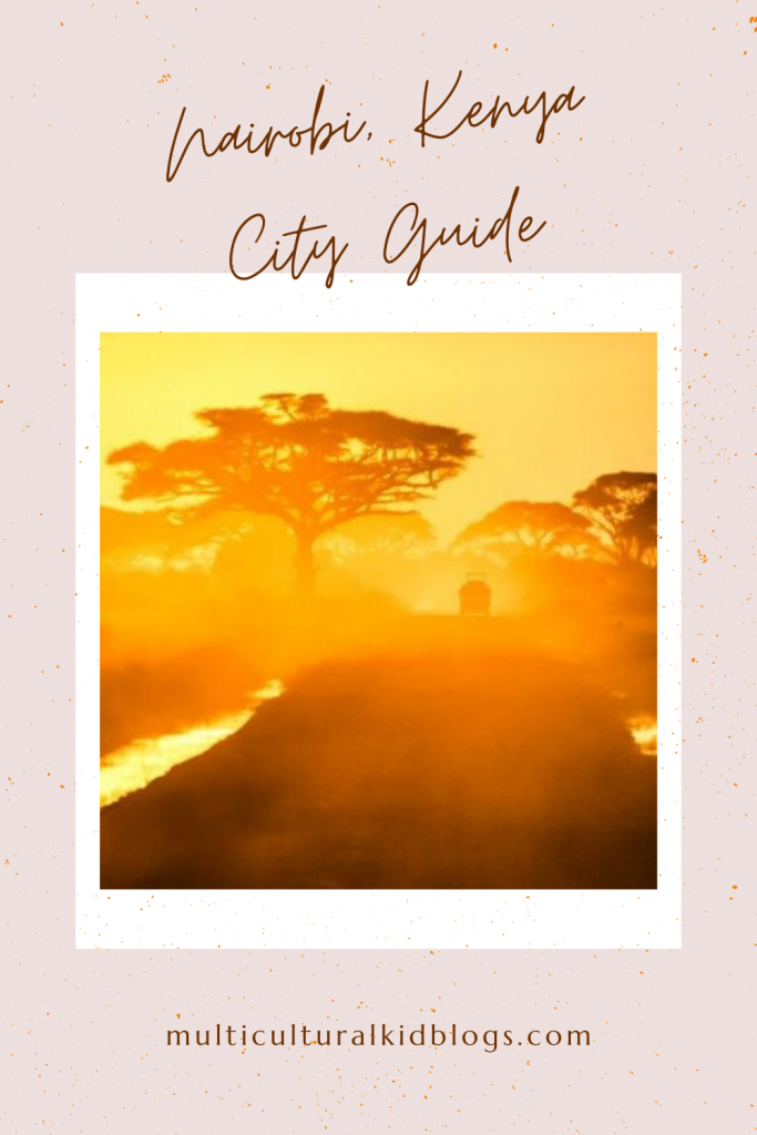 Nairobi City Guide | Multicultural Kid Blogs