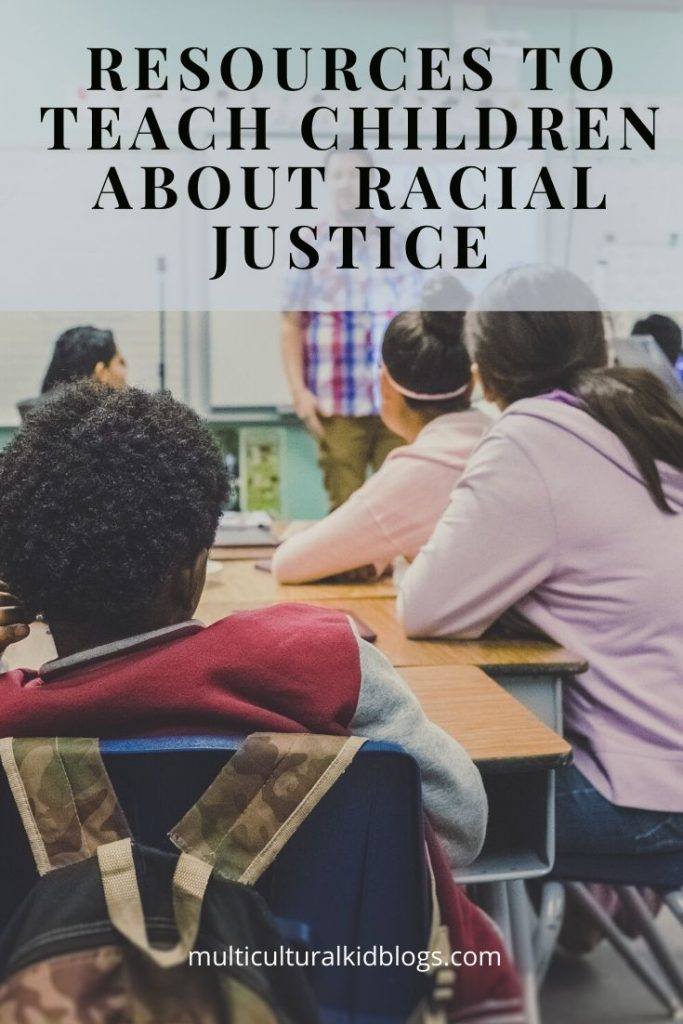 Resources to teach children about racial justice