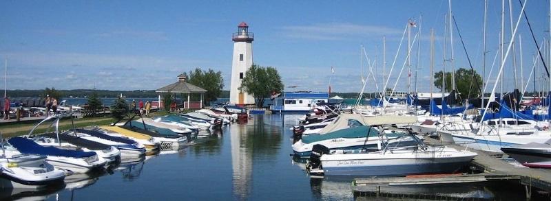 Sylvan Lake Lighthouse