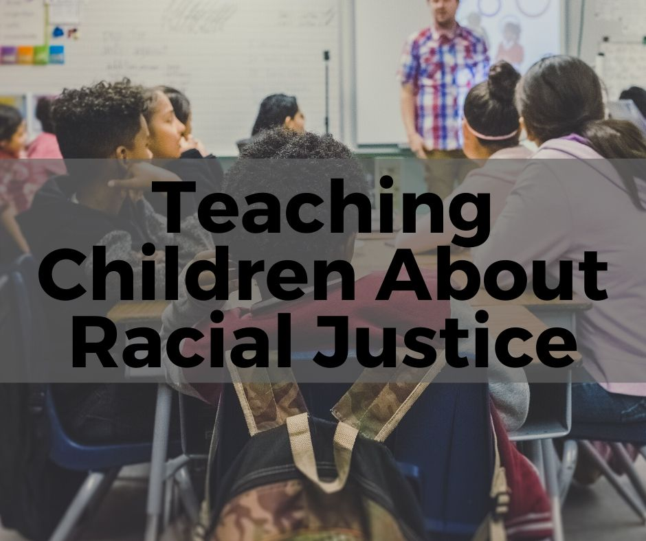 Resources to teach children about social justice