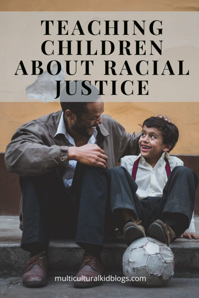 Teaching children about racial justice