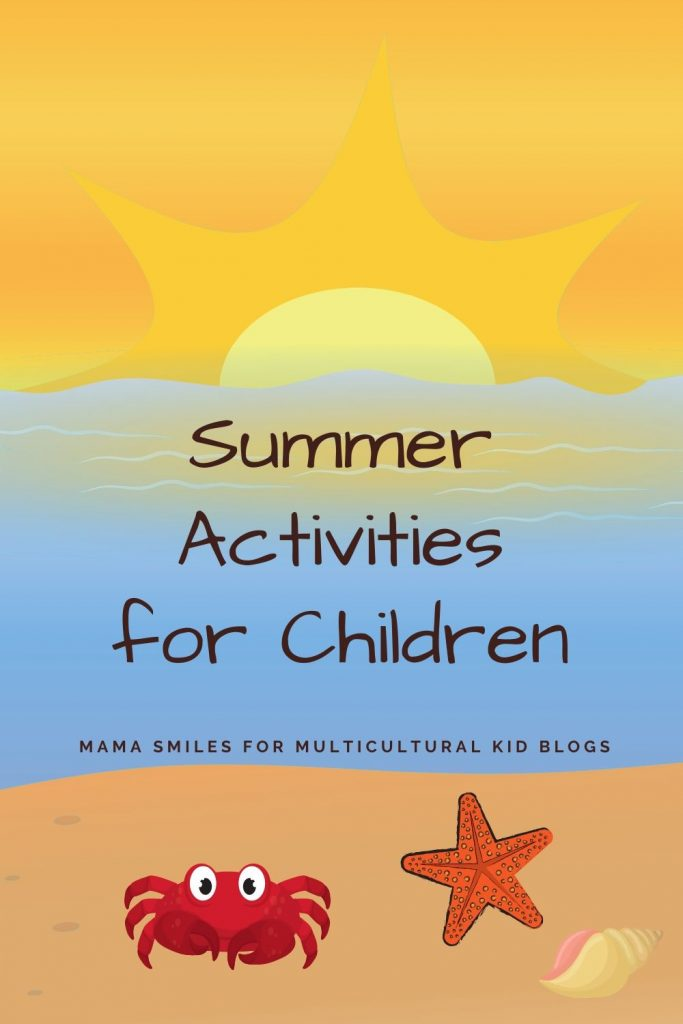 Summer Activities - Camp at home and other ideas