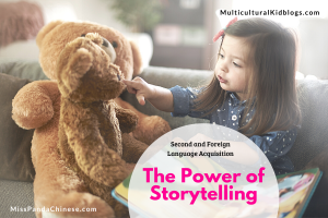 The Power of Storytelling for Children | Miss Panda Chinese | MulticulturalKidBlogs