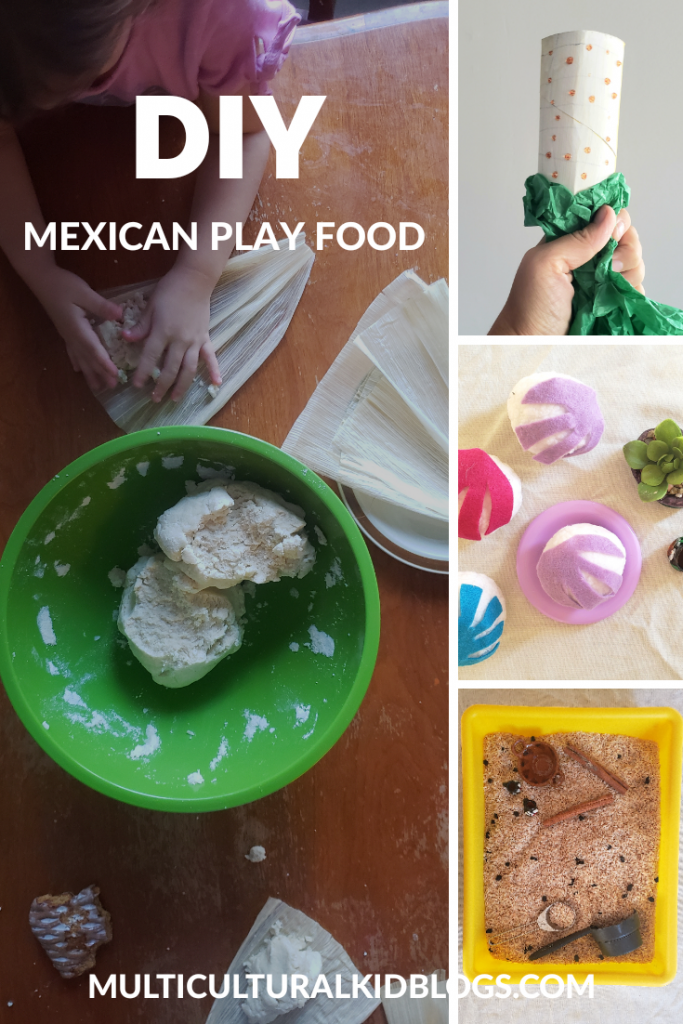 Make Do It Yourself Mexican Play Food at Multicultural Kid Blogs