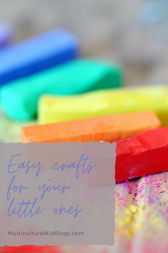 Easy crafts for your little ones | Multicultural Kid Blogs