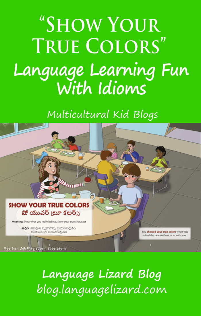 Language Learning Fun With Idioms, Multicultural Kid Blogs