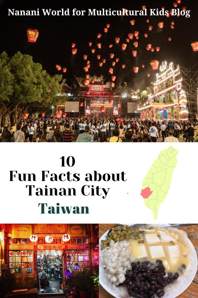 TAINAN FUN FACT