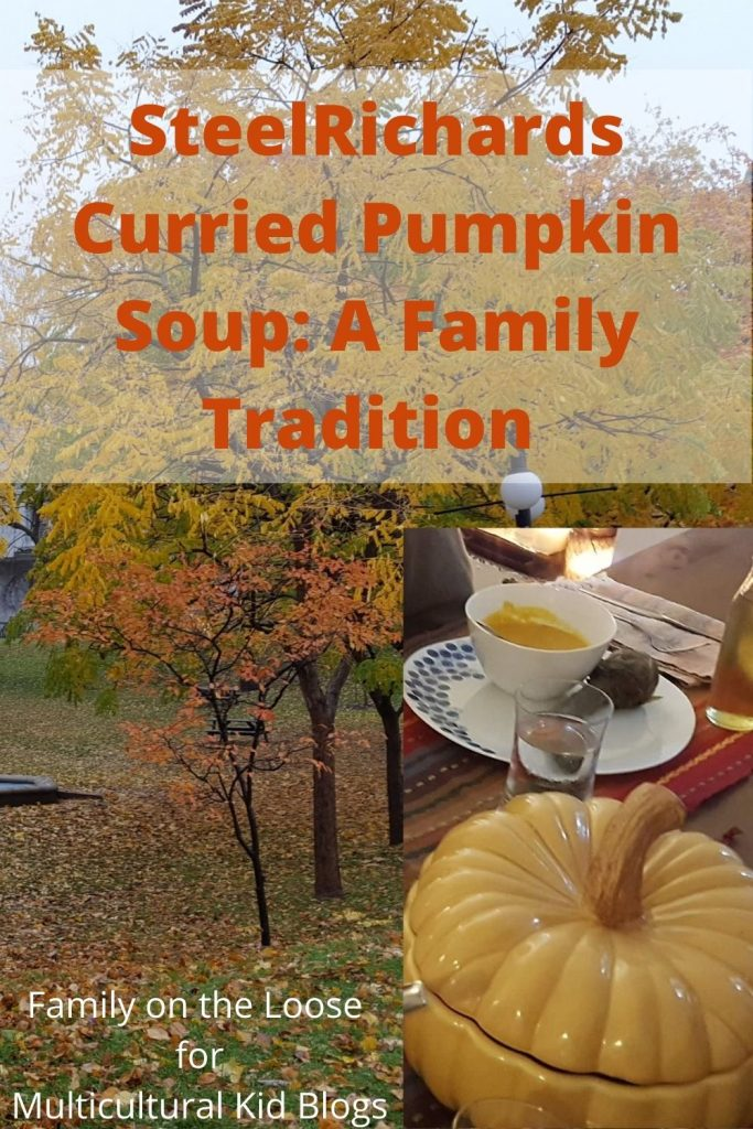 SteelRichards Curried Pumpkin Soup: A Family Tradition, Multicultural Kid Blogs