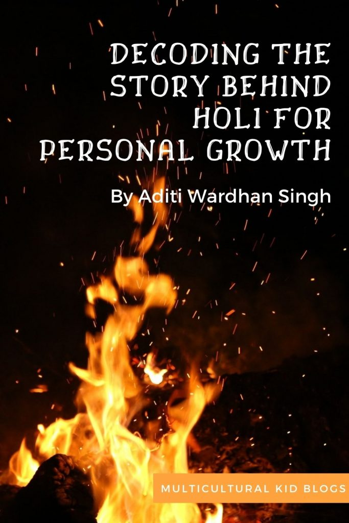 Decoding the Story Behind Holi for Personal Growth, Multicultural Kid Blogs