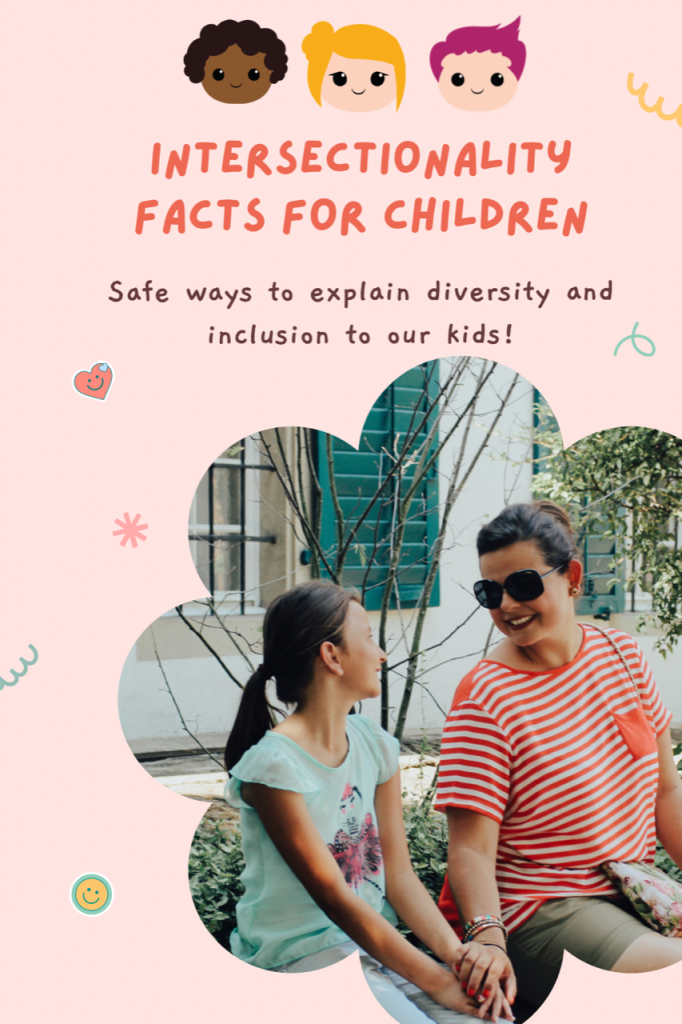Discussing Intersectionality With Children, Multicultural Kid Blogs