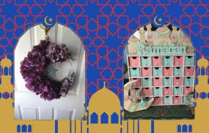 Ramadan Decor | Ramadan Reflections | multiculturalkidblogs.com