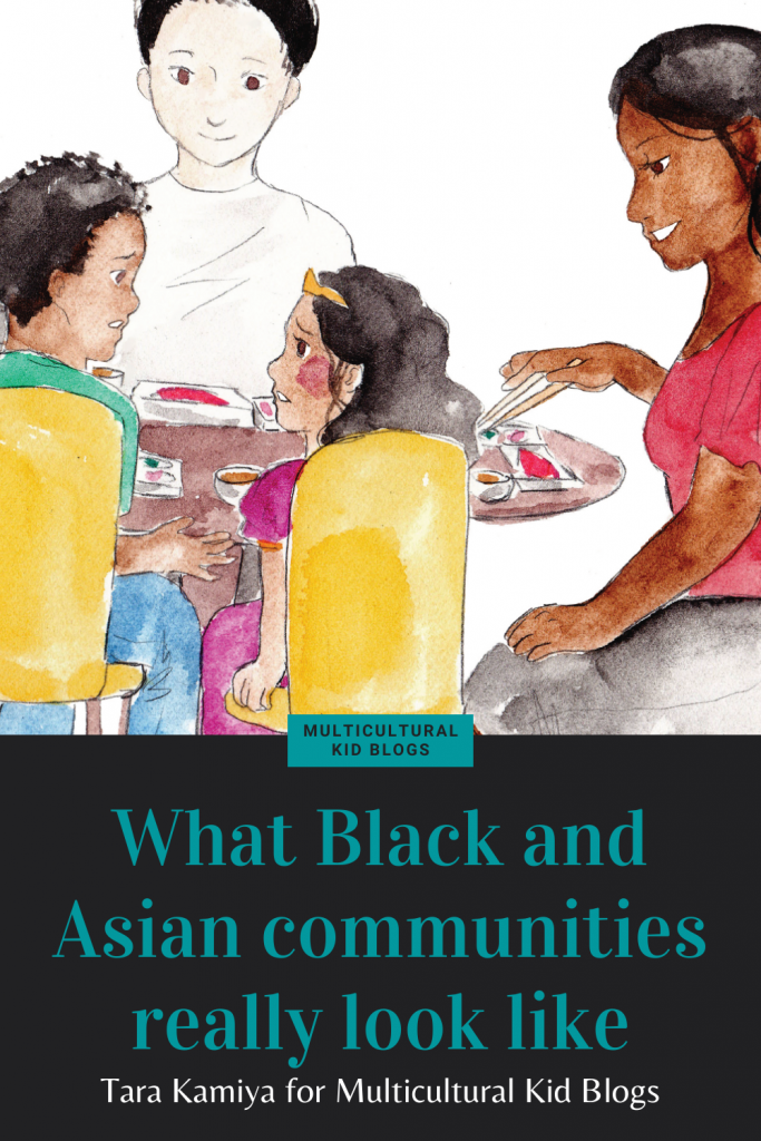 What Black and Asian Communities Really Look Like | Multicultural Kid Blogs
