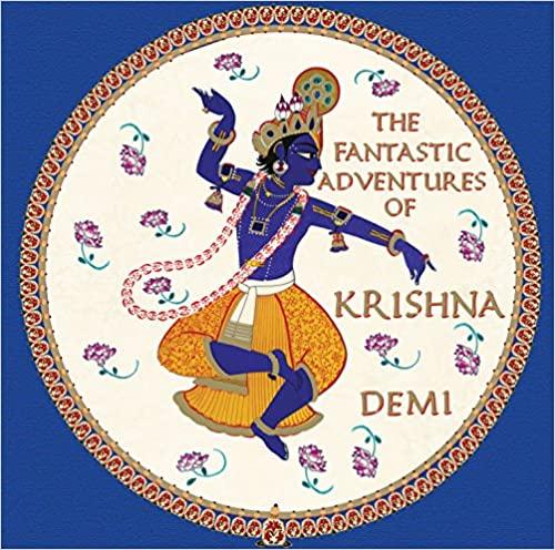 Cover of The Fantastic Adventures of Krishna