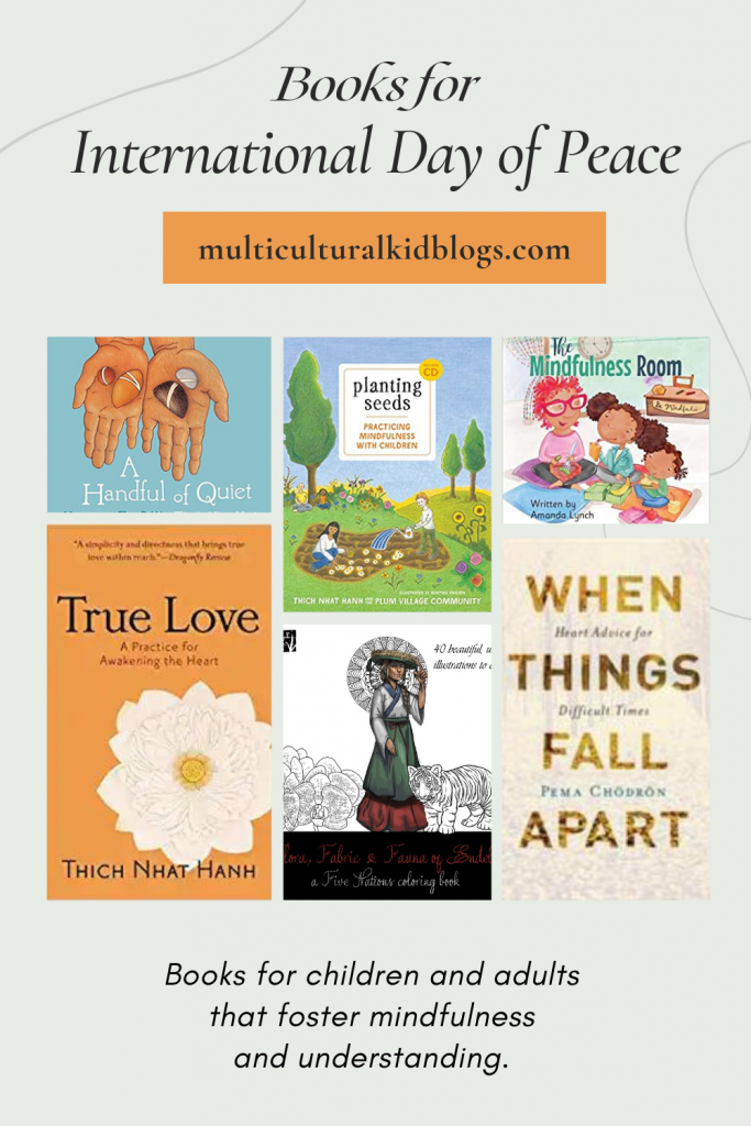 Books for International Day of Peace | MulticulturalKidBlogs.com